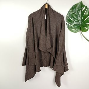 Free people wool cardigan